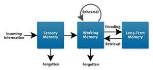 cognitive load integrated diagram