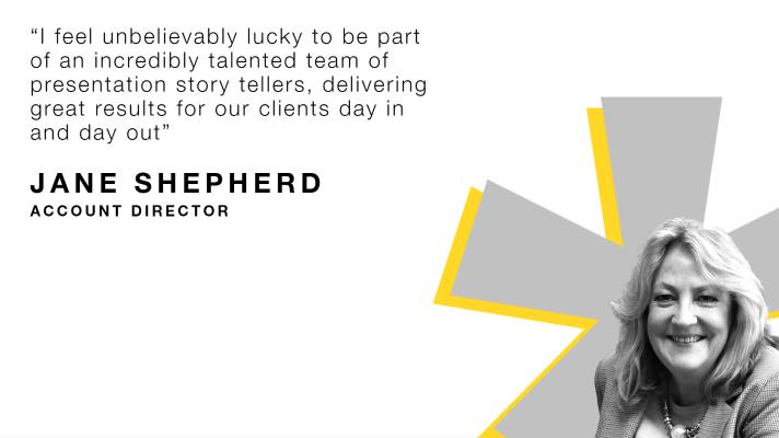 account director jane shepherd
