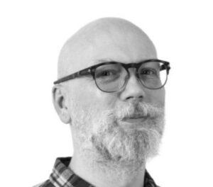 Mat hodson, senior designer